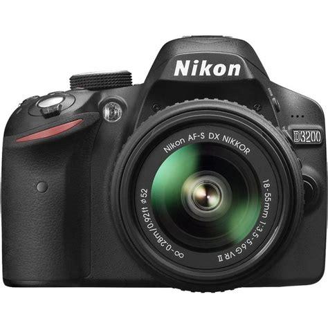 Nikon D3200 Vr Nikon D3200 18 55mm Vr Ii Kit Dslrs Photopoint