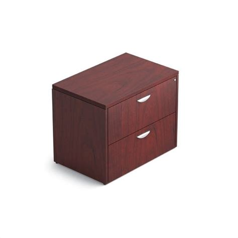 2 Drawer Lateral File by 2 Drawer Lateral File With Lock In Cordovan Vf3624lf Cch