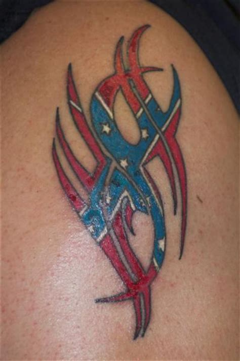 confederate flag tattoo designs flag tattoos