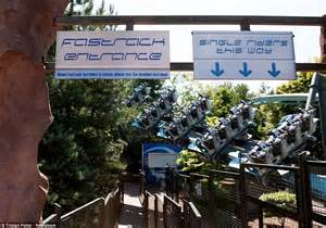 Theme Park Queue Times | alton towers is so quiet thrillseekers barely have to