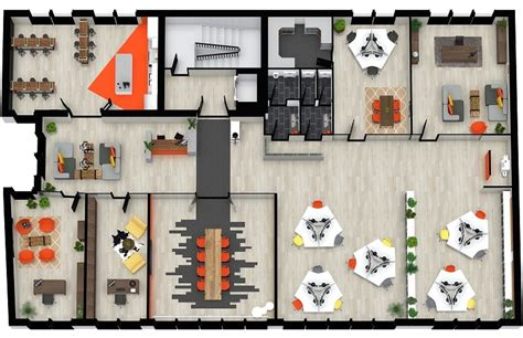 office layout planner 3d office design software roomsketcher