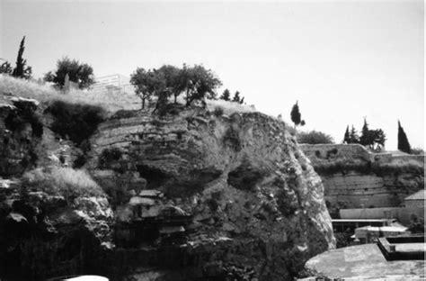 revisiting golgotha   garden tomb religious