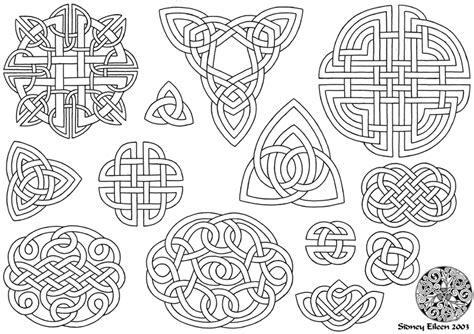 viking pattern meaning flash celtic knots 1 line by sidneyeileen on deviantart