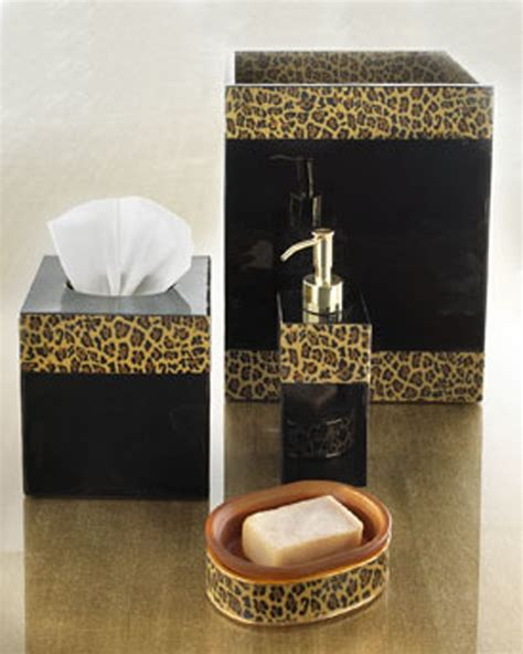 25 best ideas about leopard bathroom on