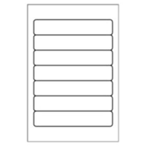 Free Avery® Template for Microsoft Word, Filing Label 5202