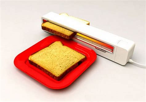 Roller Toaster 10 creative toasters for an engaging breakfast hometone