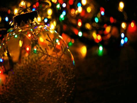 christmas lights background wallpapersafari
