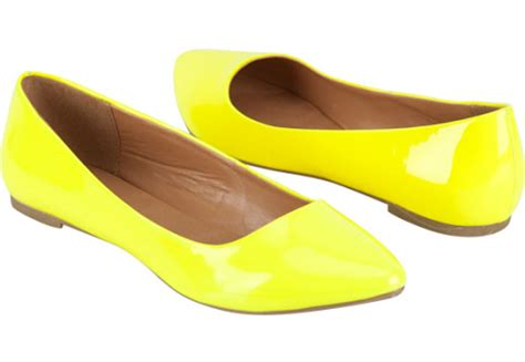 neon yellow flat shoes yellow neon flats 20 from tilly s shoespotlight