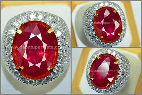 Batu Permata Ruby Pear Cut Big Size pin by batu permata on ruby gemstone batu ruby