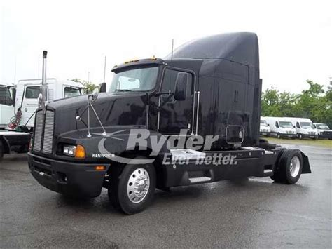 single axle semi truck with sleeper for sale autos post
