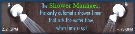 Timer For Shower by Showerhead Timer