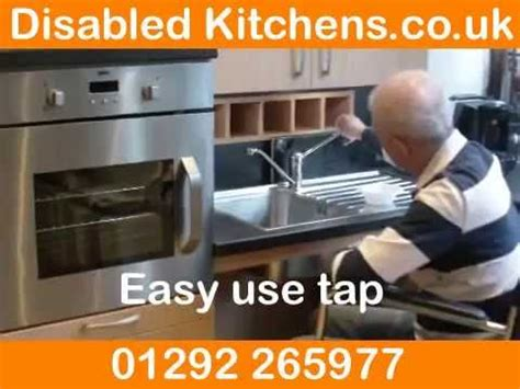 Wheelchair Kitchens and Wheelchair Accessible Kitchens