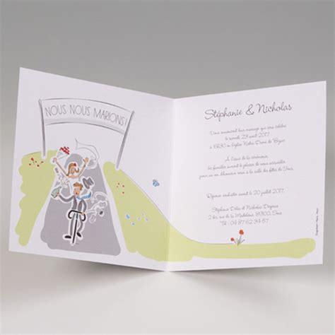 Hochzeitseinladung Fahrrad by Hochzeitseinladungen Traditionell Fahrrad Carteland De