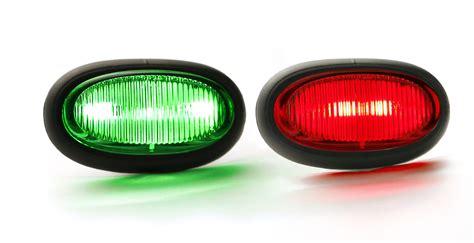 green and amber strobe lights led light design led indicator lights panel mount led