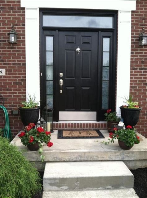 choosing a lshade tips for choosing a front door color