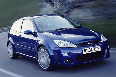 2003 Ford Focus Reviews by Ford Focus Rs Review 2002 2003 Parkers