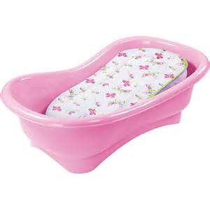 summer infant cradling comfort bath tub with sling