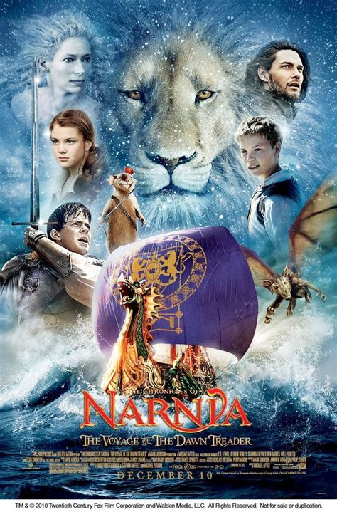 film de narnia 1 imagine movie review the chronicles of narnia voyage