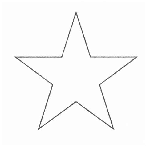 pin star shape coloring pages on pinterest