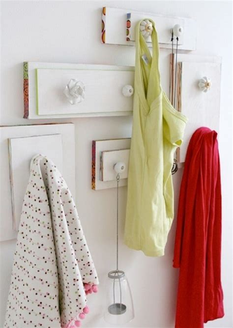 31 kreative ideen f 252 r garderobe im flur zum selbermachen