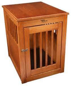 wooden end table crate