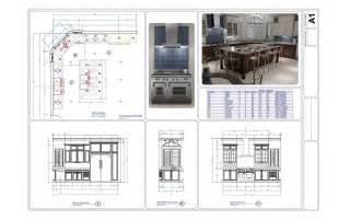 Autocad Kitchen Design Software Autocad Kitchen Design Prodigious And Gourmet 18 Cofisem Co