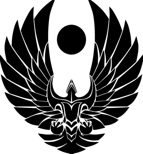 romulan republic crest by a desdemonia on deviantart