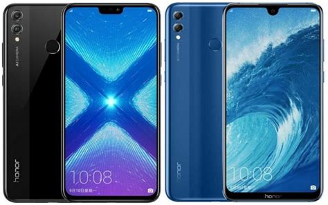 honor 8x honor 8x max goes official with glass finish black panel phoneworld
