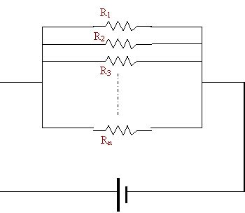 adding up parallel resistors total resistance in parallel circuits