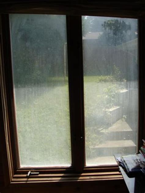 how to clean foggy house windows foggy glass you don t need a new window