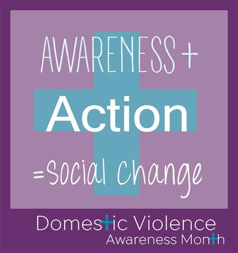 domestic violence awareness color awareness highlights domestic violence awareness project