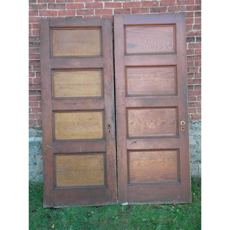 four panel interior door antique pine four panel interior doors