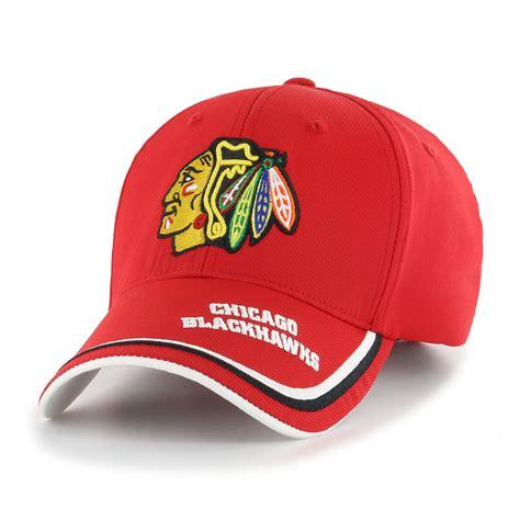 nhl s baseball hat chicago blackhawks