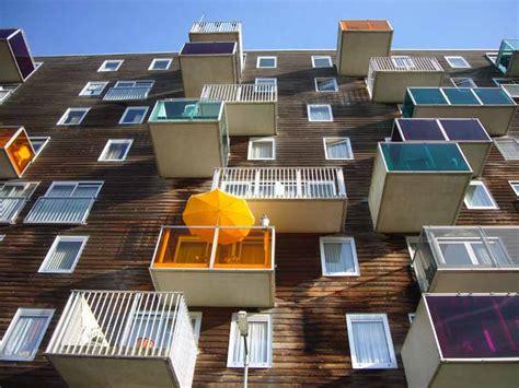 Apartment East Wozoco Amsterdam Mvrdv Apartments E Architect