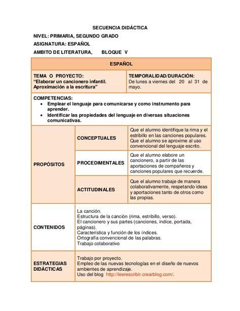 planeacion de segundo grado primaria lista de cotejo planeacion de segundo grado primaria lista de cotejo
