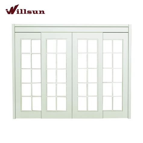 Painting Glass Panel Doors Masterful Panel Sliding Glass Patio Door Pu Painting White Panel Solid Wood Sliding Glass Patio