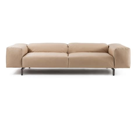 lounge sofas 204 02 scighera two seater sofa lounge sofas from cassina architonic
