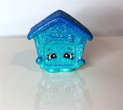 season dog house shopkins season 4 ultra rare glitter pup e house