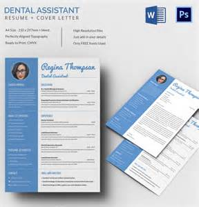 Dental Cv Template by Resume Template 92 Free Word Excel Pdf Psd Format