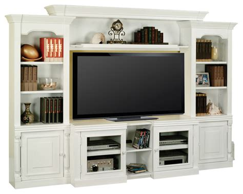 Kitchen Cabinet Accents by Alpine Entertainment Center With Expandable Tv Stand