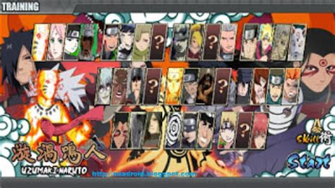 download game naruto senki mod final bbm mod terbaru download game gratis game naruto senki