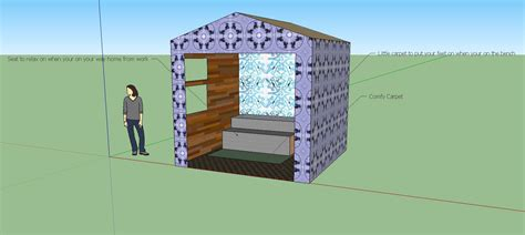Planter Box With Bench Plans Sketchup Design Challenge Winners Slot Shelters