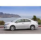 2010 Lexus HS 250h And Toyota Prius Models Involved In Recall