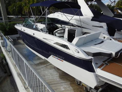 monterey used boats florida 2016 monterey boats powerboat for sale in florida