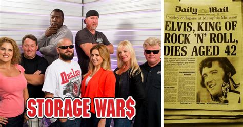 You will never believe these unforgettable storage wars finds do you remember