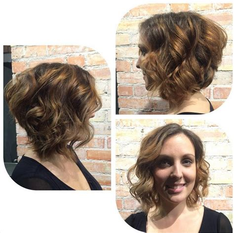 angled bob for curly hair angled bob haircut for curly hair www imgkid com the