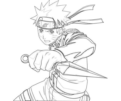 naruto coloring pages printable coloring home
