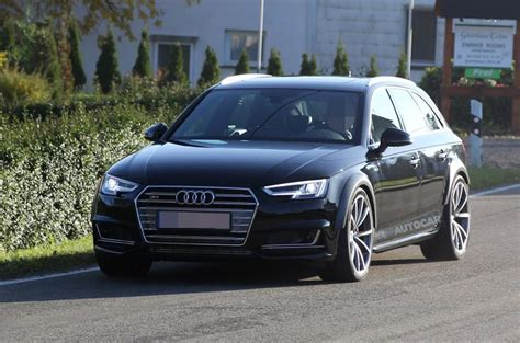 Audi A4rs For Sale by 2016 Audi Rs4 Avant Goes Track Testing Autocar