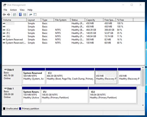 drive partition windows 10 how to create hard drive partitions in windows 10