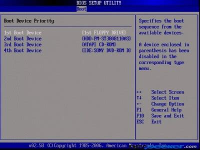 reset bios compaq cq40 i have a compaq presario cq40 laptop which is just more